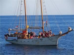 Das Schiff von Boats 4 People